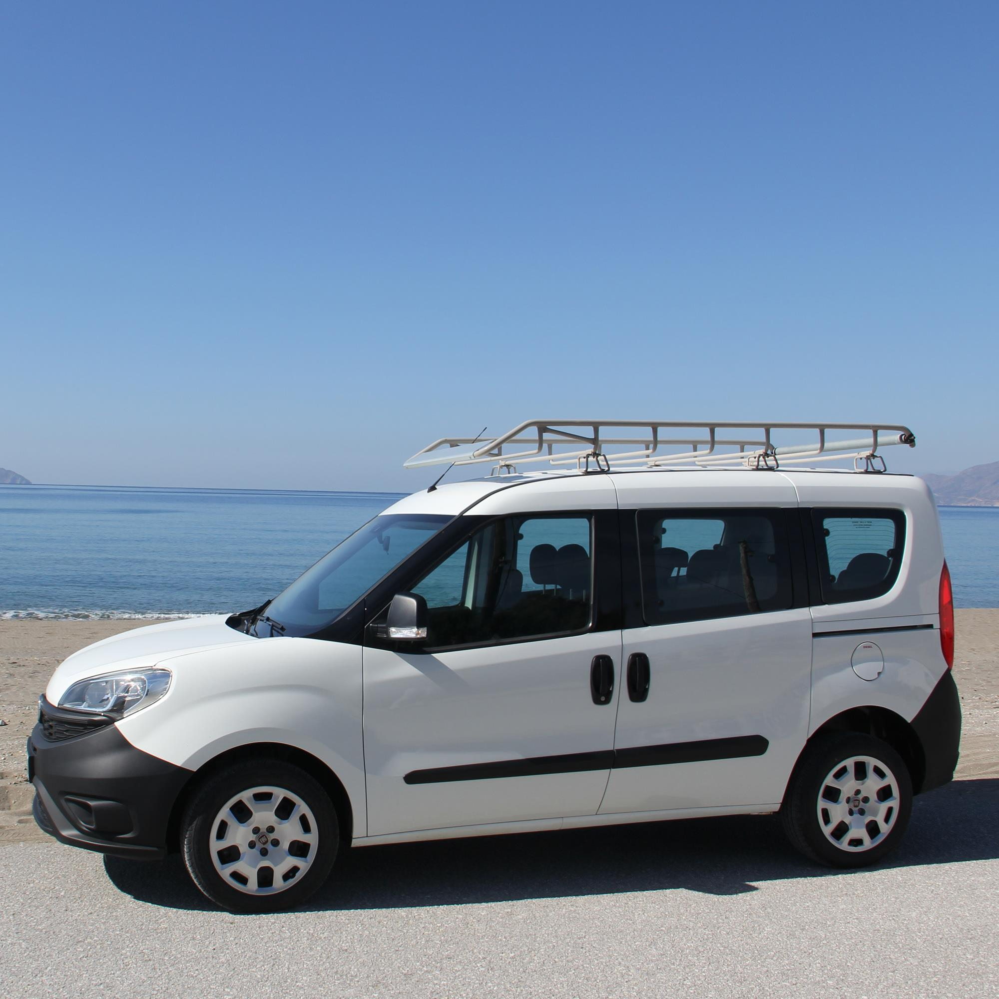 Category F2 - Fiat Doblo Diesel
