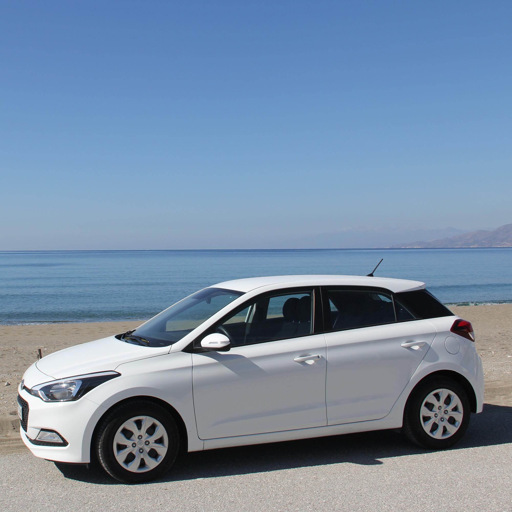 Category B5 - Hyundai I-20