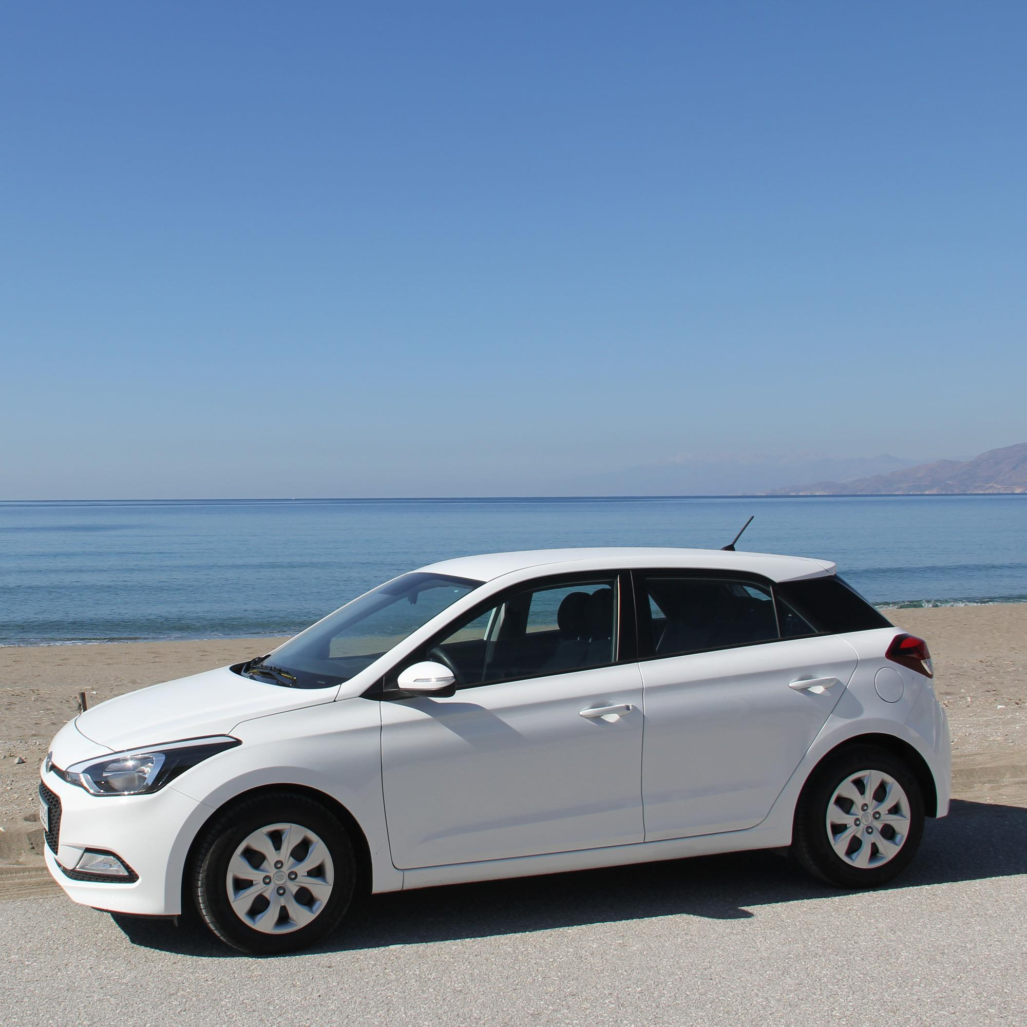 Category E3 - Hyundai I-20 Automatic
