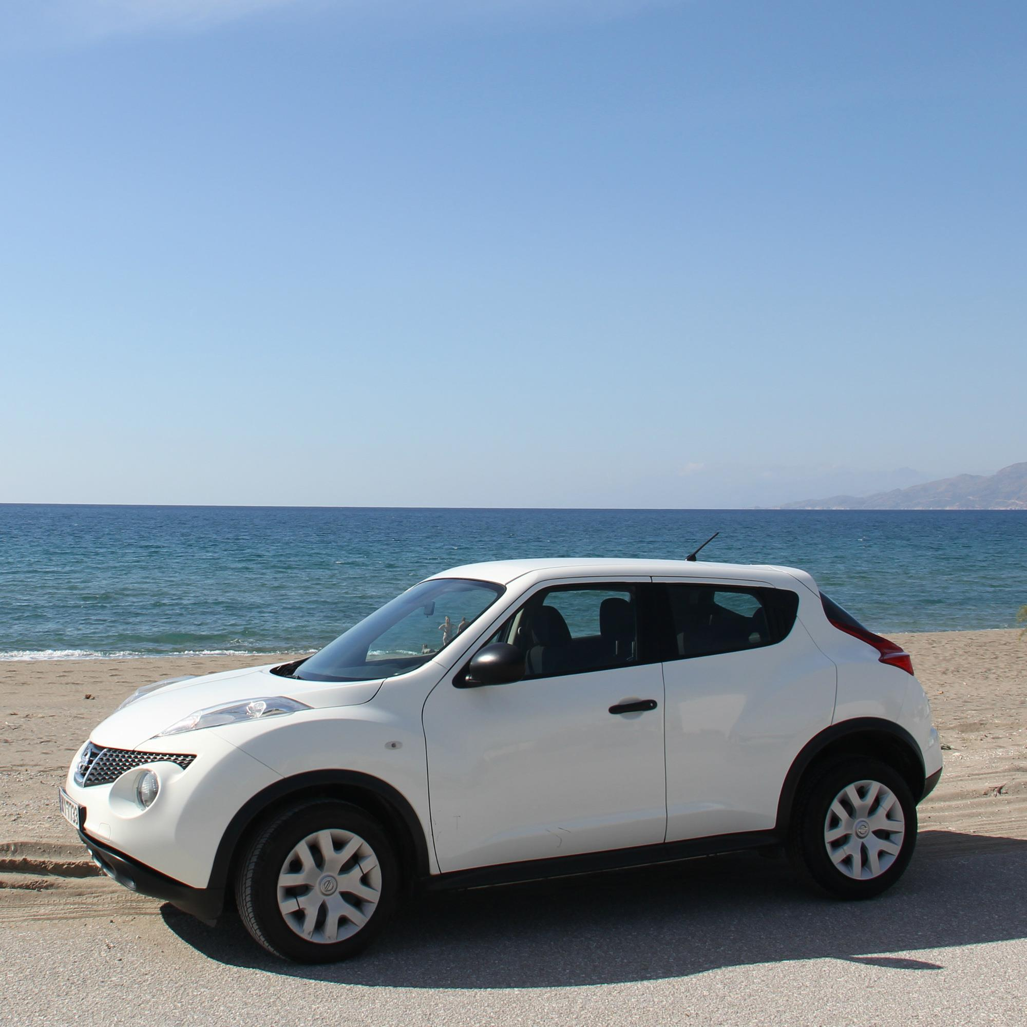 Category E5 - Nissan Juke Automatic