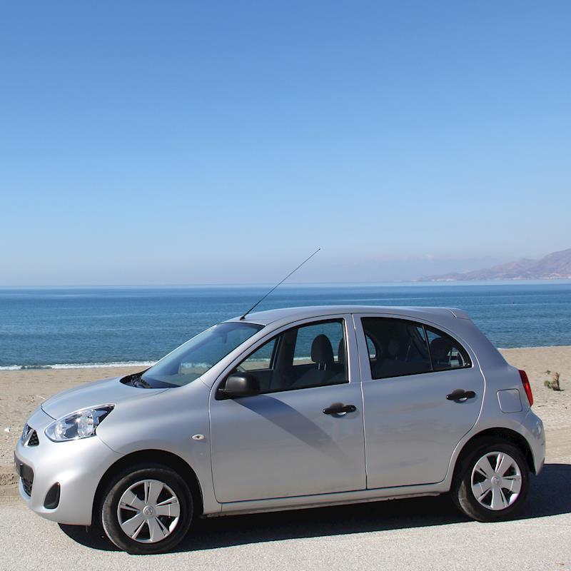 Crete Car Rental Automatic