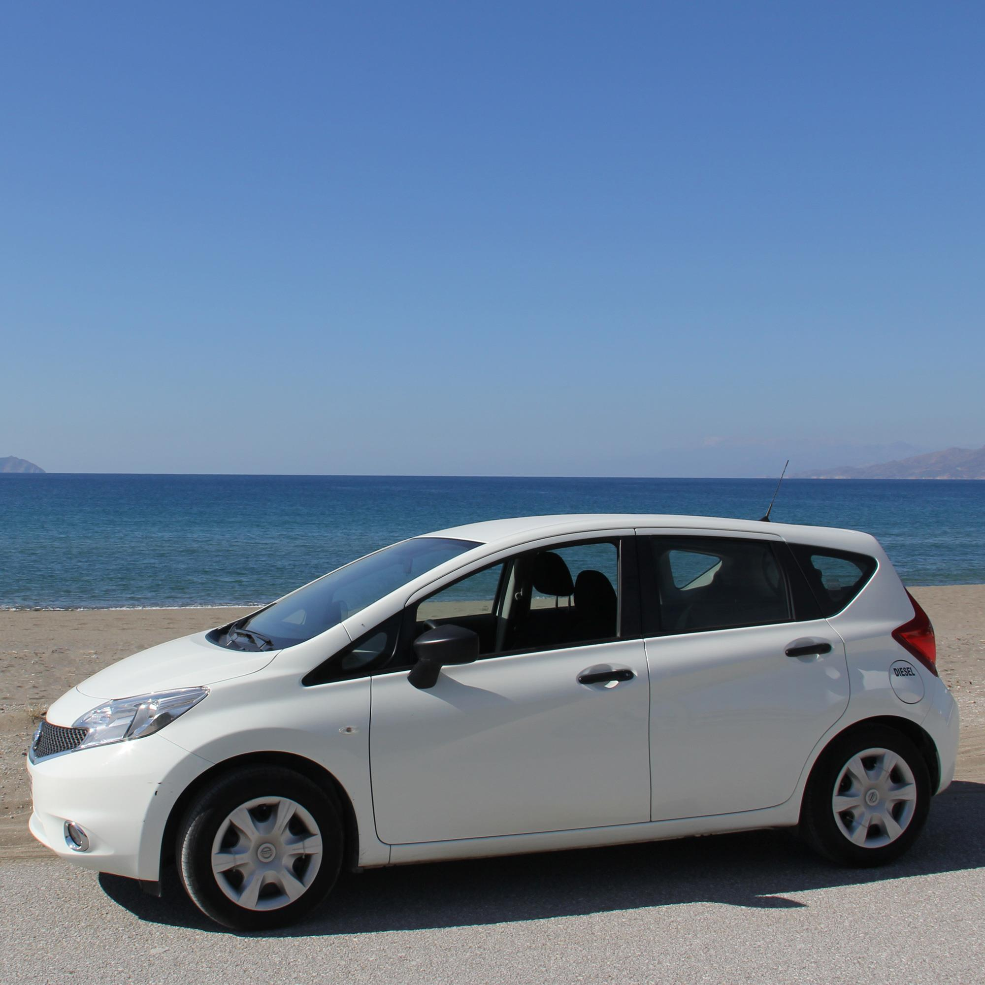 Category B6 - Nissan Note Diesel