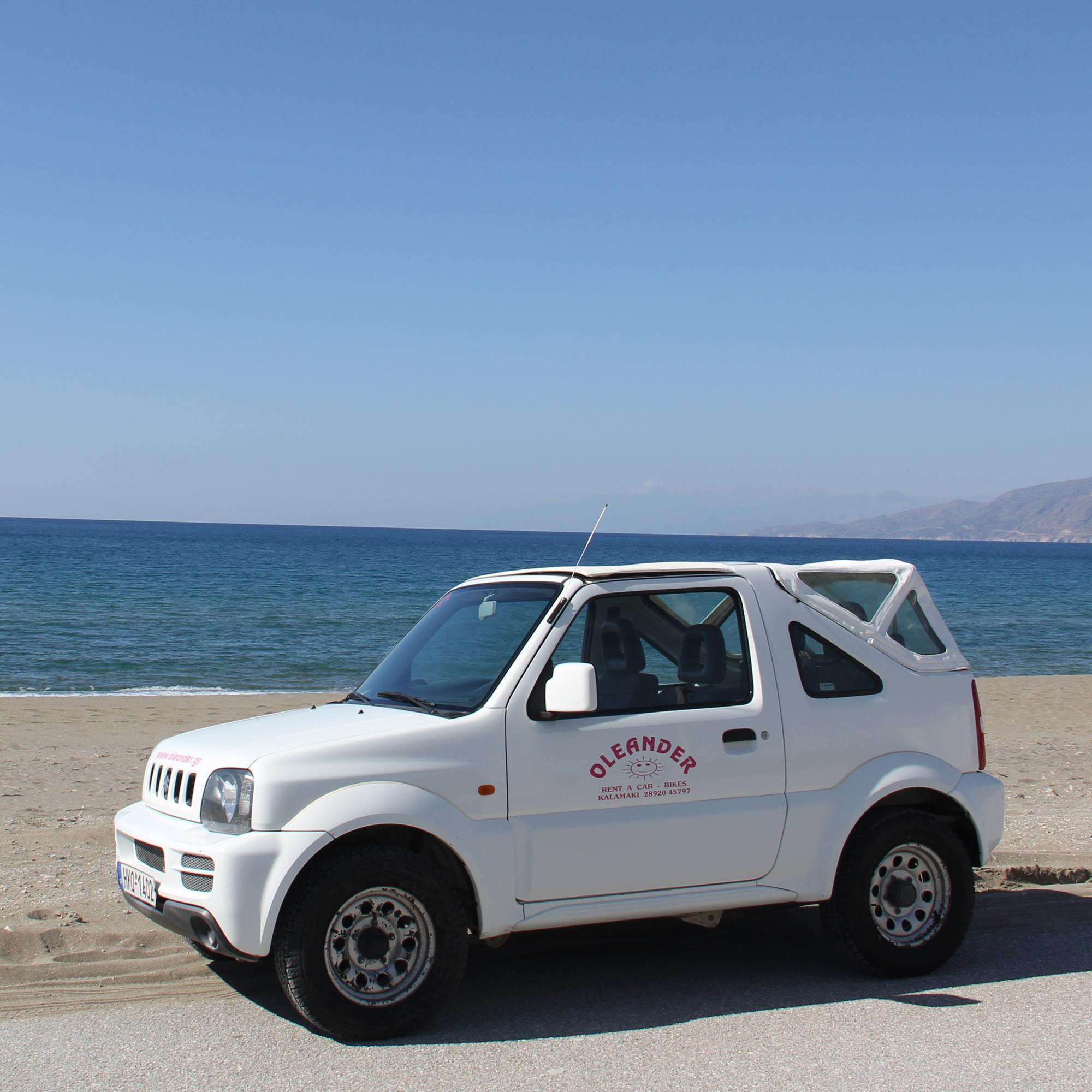 Category G1 - Suzuki Jimny 4x4