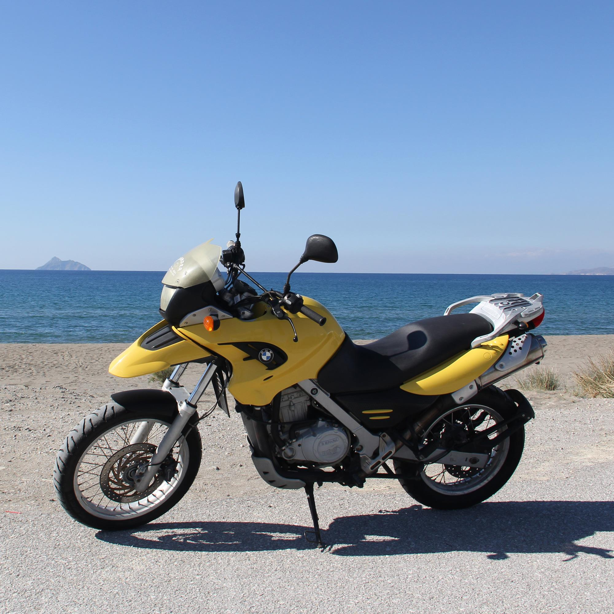 Category C1 - Bmw GS
