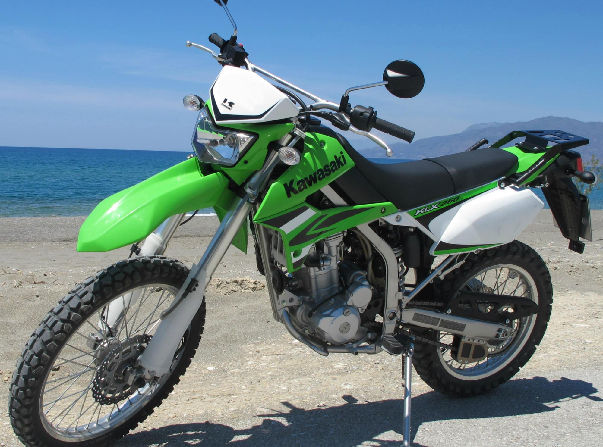 Category B2 - Kawasaki KLX