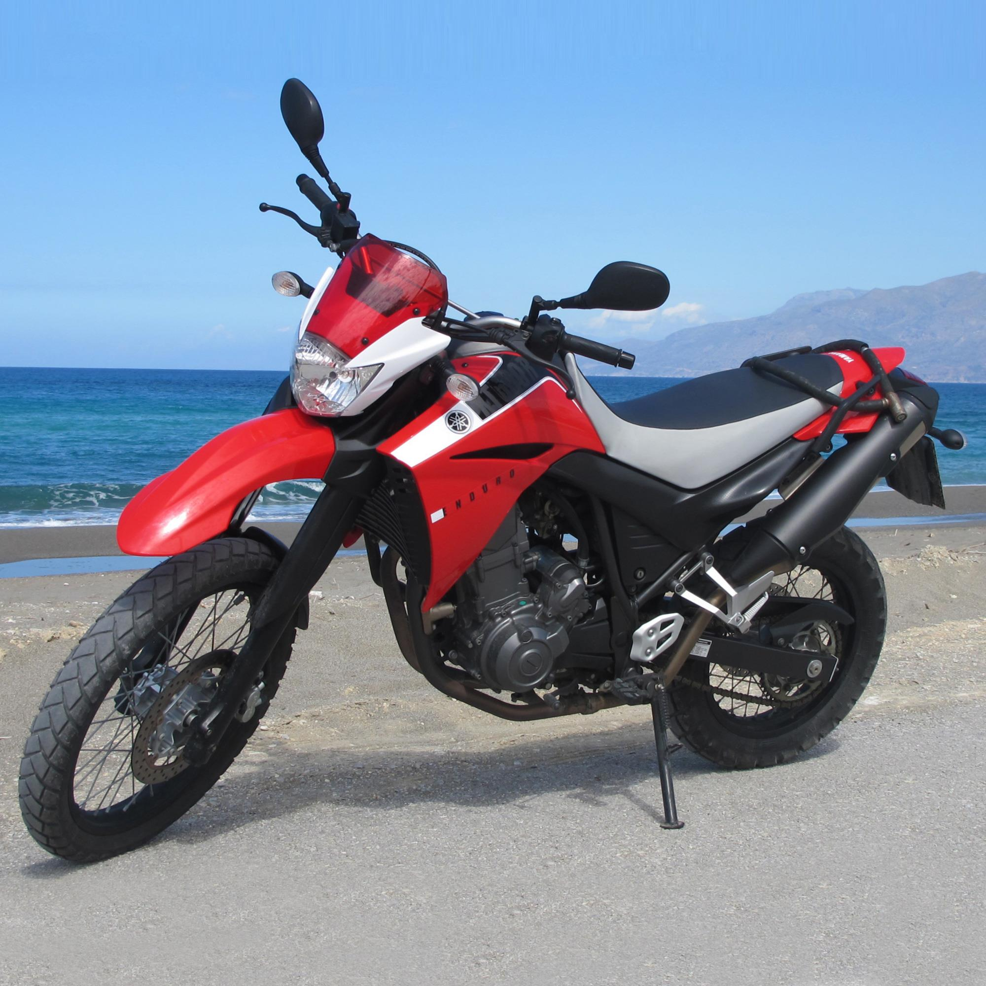 Category C2 - Yamaha XT